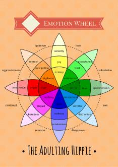 Emotion Wheel